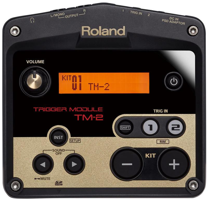 Roland/Trigger Module TM-2 音源トリガー・モジュール【ローランド】