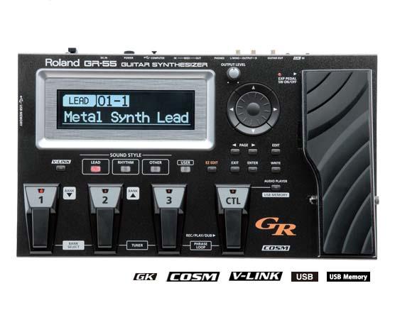 Roland/ギター・シンセサイザー GR-55【ローランド】