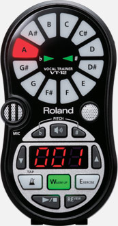 堅実な究極の Roland/ボーカルトレーナー VT-12【ローランド】, MCO:a6f67f75 --- totem-info.com