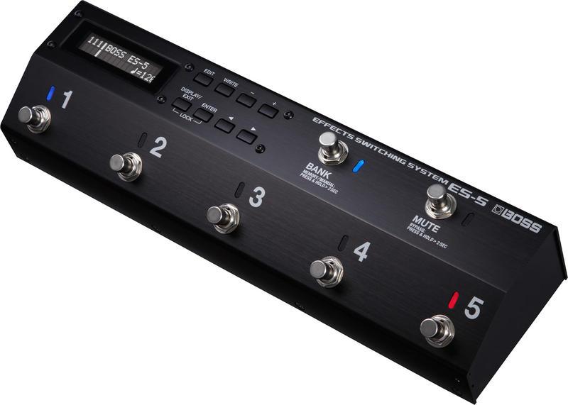 BOSS/Effects Switching System ES-5 エフェクト・スイッチング・システム【ボス】