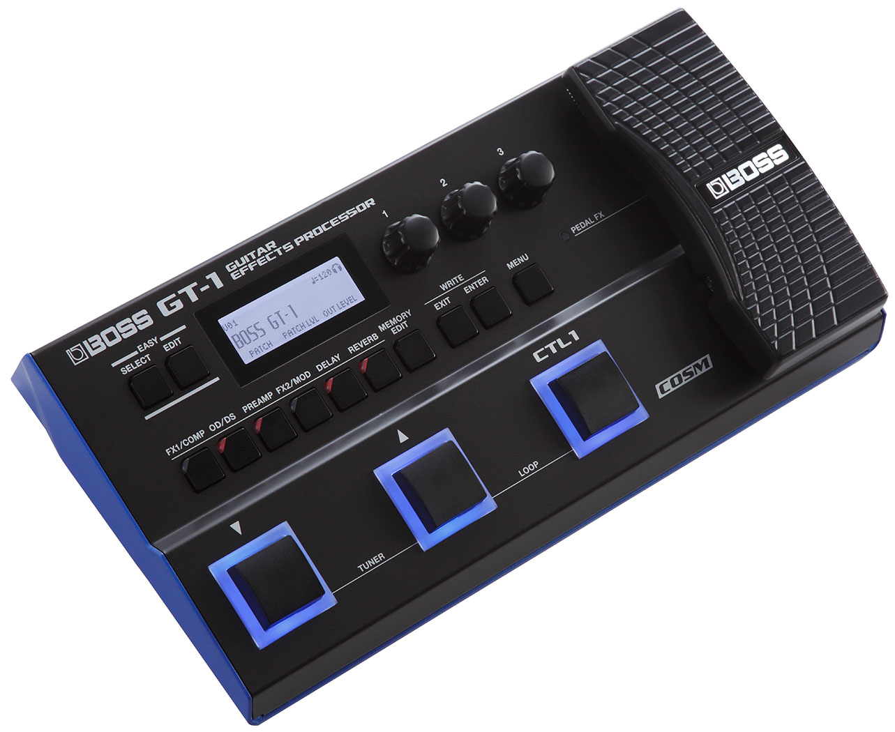 BOSS/Guitar Effects Processor GT-1 マルチ・エフェクター【ボス】
