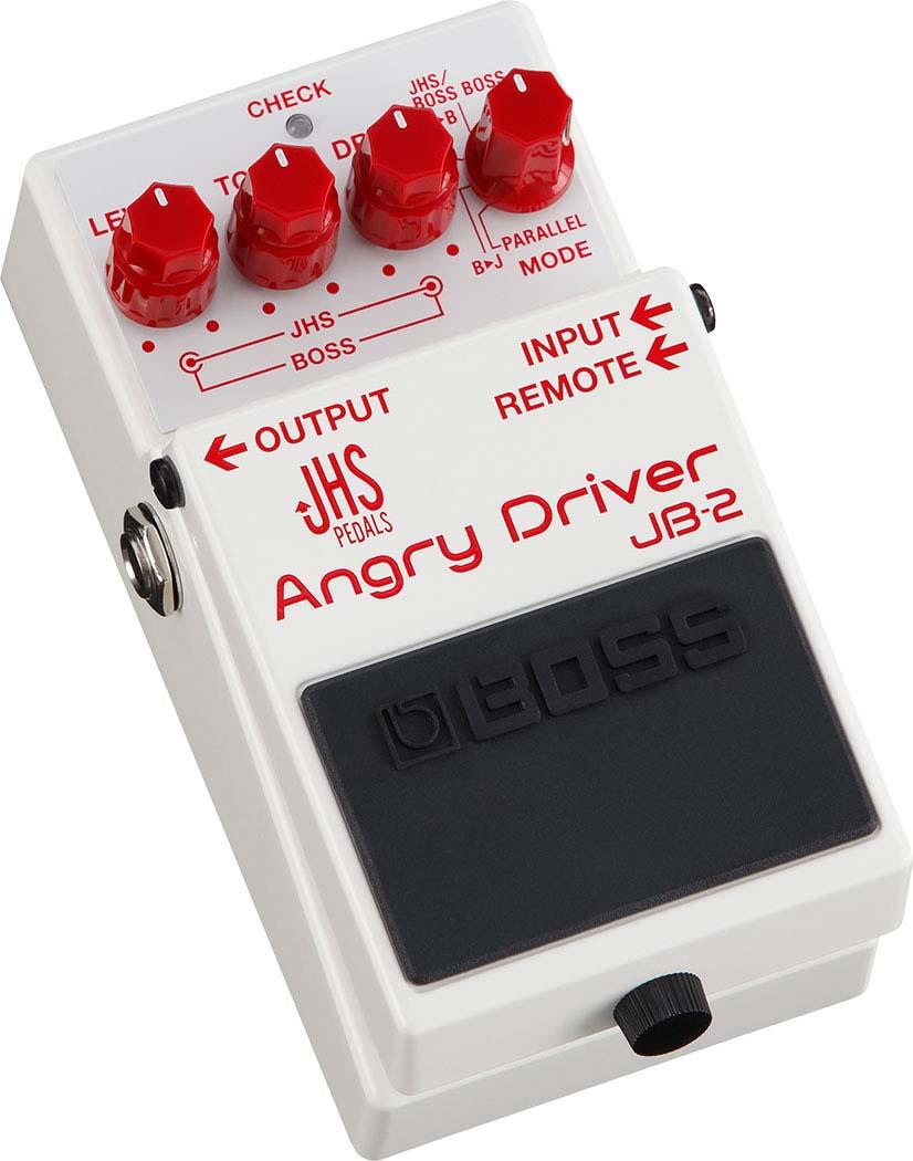 BOSS/JB-2 Angry Driver アナログ オーバードライブ・ペダル【ボス】