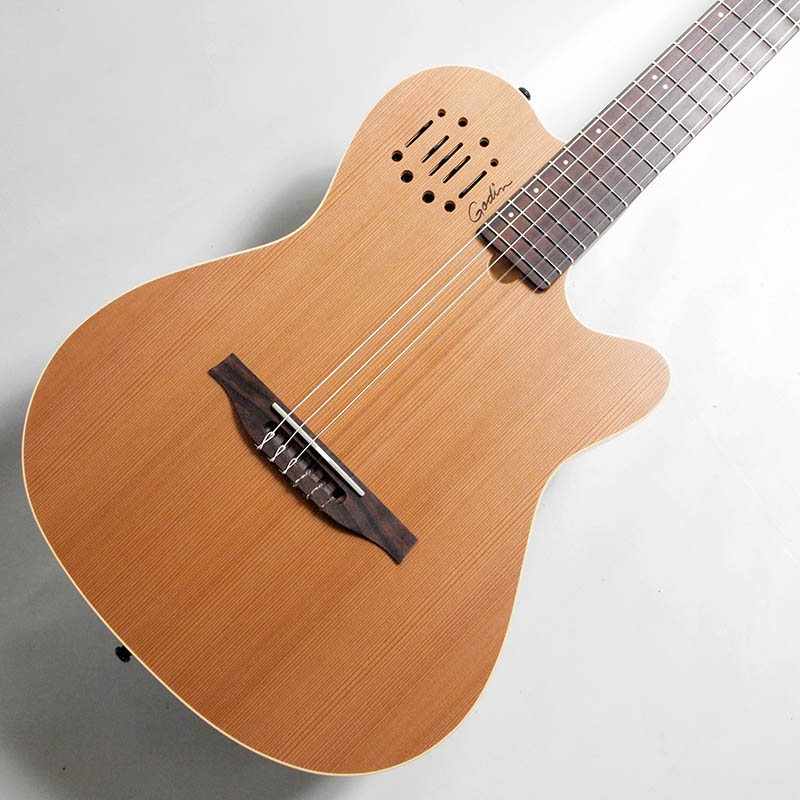 Godin/エレガット Multiac Nylon Encore Natural【ゴダン】