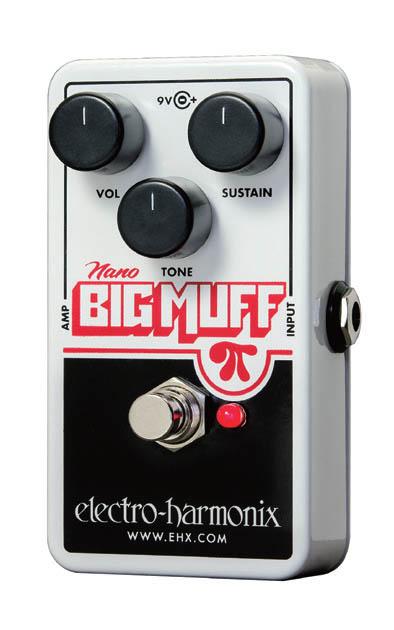 Electro Harmonix/Nano Big Muff Pi【エレクトロハーモニクス】【正規輸入品】