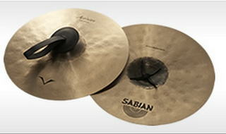 Sabian/合わせシンバル Artisan Traditional Symphonic VL-16ASMH【セイビアン】