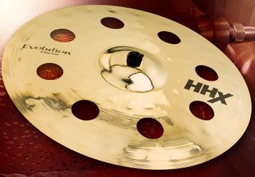 Sabian/HHX Evolution O-Zone Crash 18 HHX-18EVOC-B クラッシュシンバル【セイビアン】