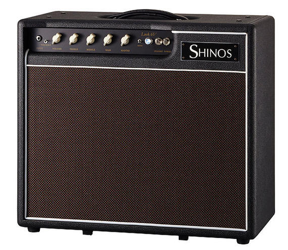 SHINOS AMP/オールチューブギターコンボ LUCK 6V【SHI-LUCK6VN】【シノーズ】【受注生産品】