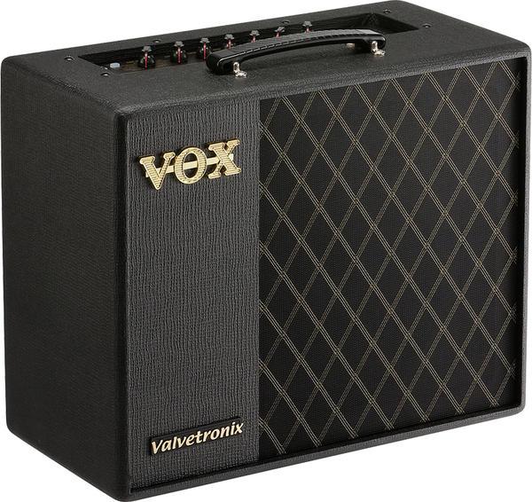 VOX/VT40X モデリングギターコンボアンプ【ボックス】
