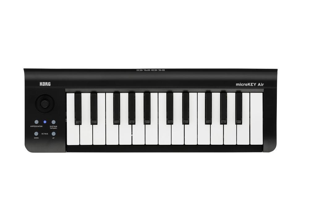KORG/Bluetooth MIDIワイヤレスキーボード microKEY Air-25【コルグ】