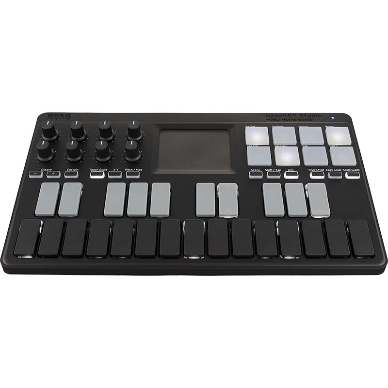 KORG/USB MIDIキーボード nanoKEY Studio【コルグ】