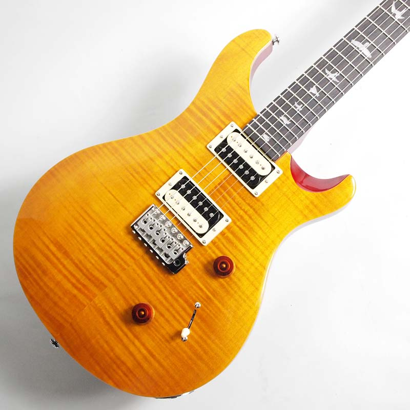(P) PRS/SE 2017モデル SE Custom 24 Vintage Yellow (VY)【Paul Reed Smith Guitar/ポールリードスミス】