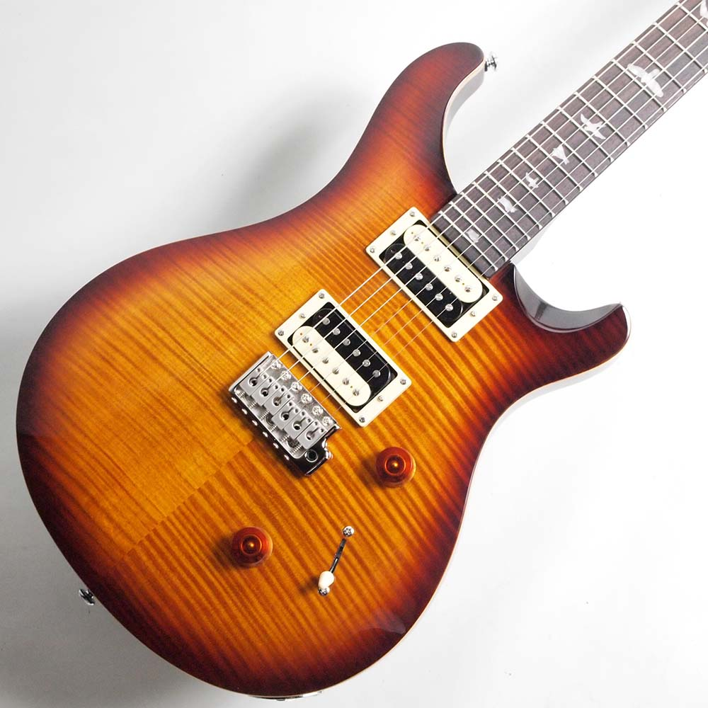 (P) PRS/SE 2017モデル SE Custom 24 Tobacco Sunburst (TS)【Paul Reed Smith Guitar/ポールリードスミス】