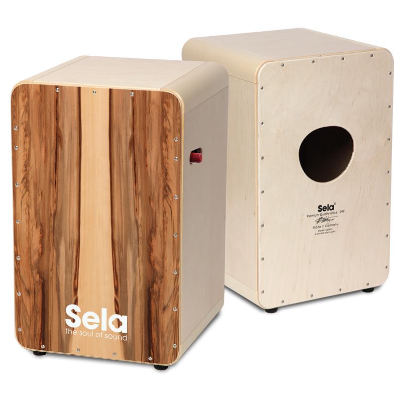 Sela/カホン CaSela Pro Satin Nuss SE 010 Made in Germany【セラ】