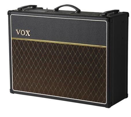 【1月のお買い得品】VOX/クラシック・チューブアンプ AC15C2 TWIN【ボックス】