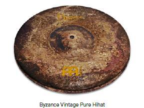 MEINL Vintage/ハイハット B14VPH(14