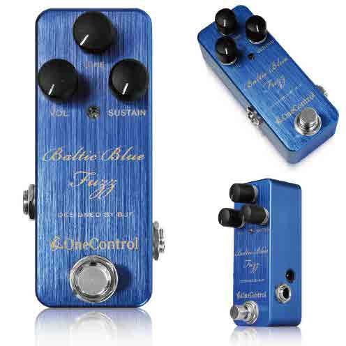 One Control/Baltic Blue Fuzz バルチックブルー ファズ【ワンコントロール】