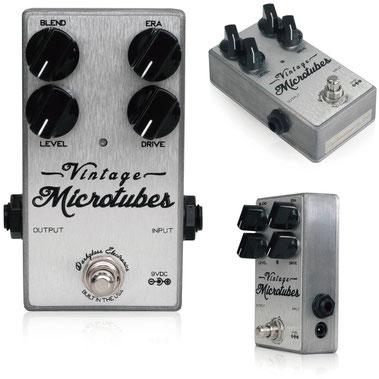 Darkglass Electronics/ベース用オーバードライブ Vintage Microtubes Overdrive【ダークグラスエレクトロニクス】