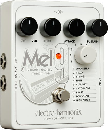 <title>まとめ買いでお得 3 980円以上送料無料 一部地域を除く Electro Harmonix ショップ MEL9 エレクトロハーモニクス テープ再生マシン</title>