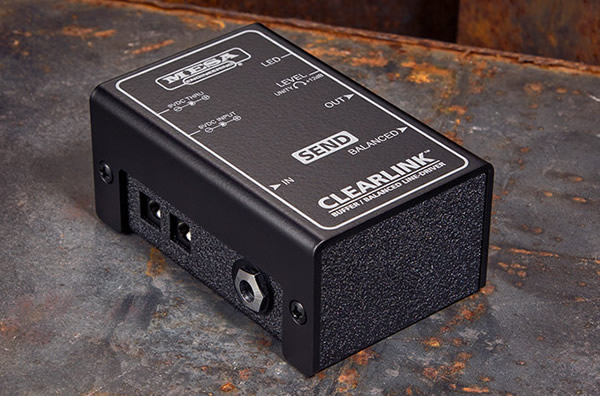 MESA/BOOGIE/バッファー Clearlink Send【メサブギー】