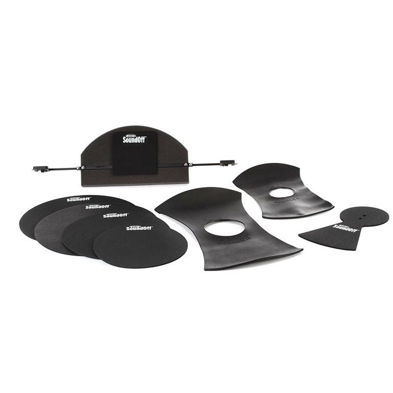 EVANS/SoundOff Box Set-Standard(SOSETSTD)ドラムミュートセット【エヴァンス】