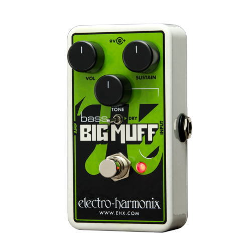 Electro Harmonix/Nano Bass Big Muff Pi ベース用ディストーション【エレクトロハーモニクス】【正規輸入品】