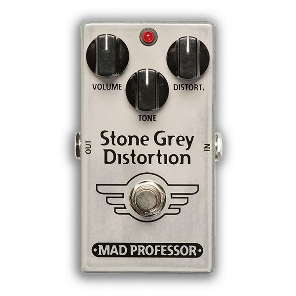 MAD PROFESSOR/Stone Grey Distortion FAC ディストーション【マッドプロフェッサー/FACTORY PEDAL シリーズ】