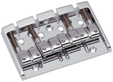 GOTOH/Bass BRIDGE 404BO-4 Chrome
