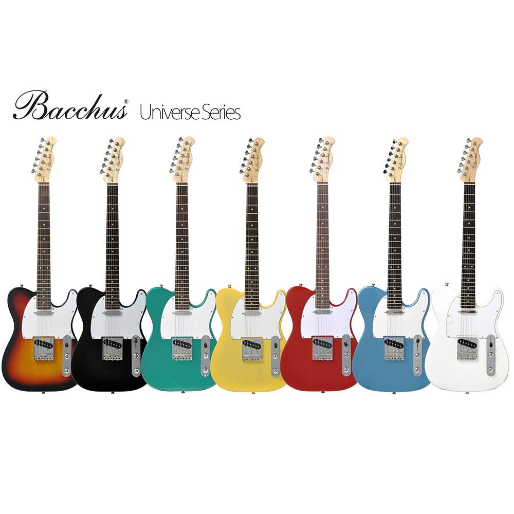 Bacchus/エレキギター テレキャスタータイプ BTE-1R(ローズ指板)【バッカスUniverseシリーズ】