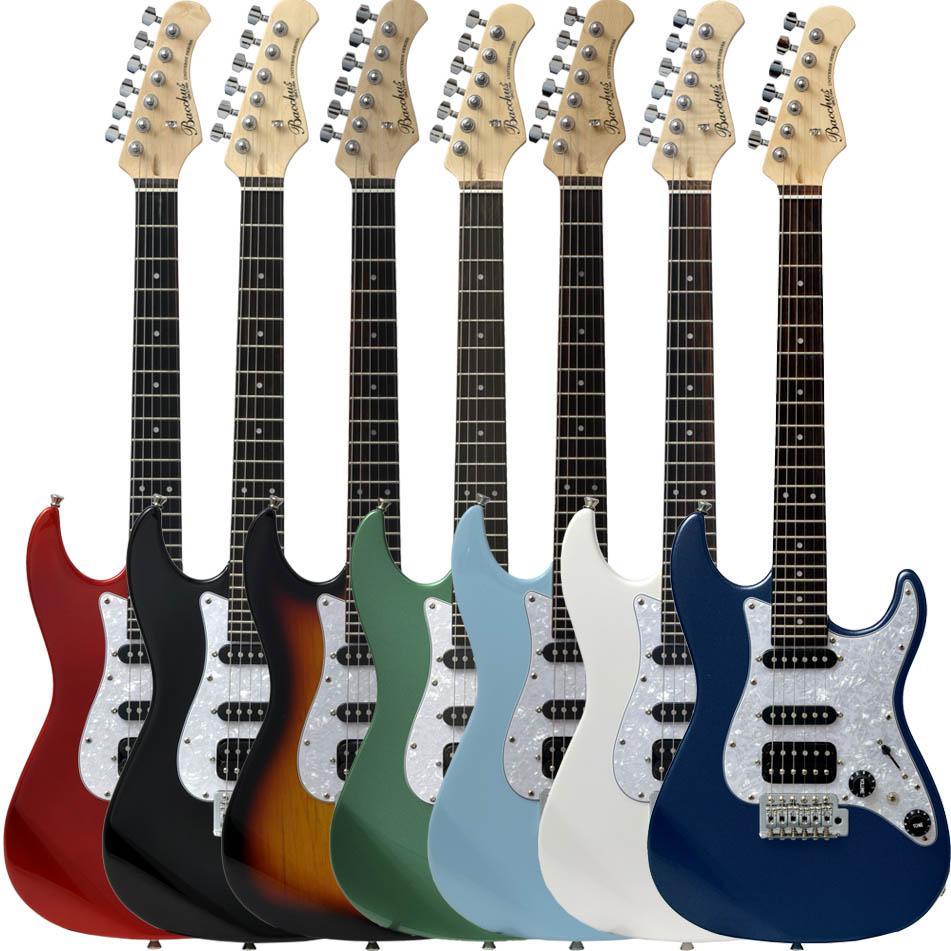 【まとめ買いでお得!10,000円以上送料無料!(一部地域を除く)】 Bacchus/Universe Series ミニエレキギター GS-Mini ミニギター トラベルギター【バッカス】