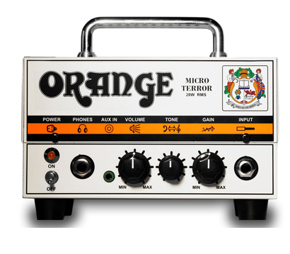 ORANGE/Micro Terror 超小型20Wギターアンプヘッド【オレンジ】