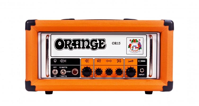 ORANGE/ギターヘッドアンプ OR15H Head【オレンジ】