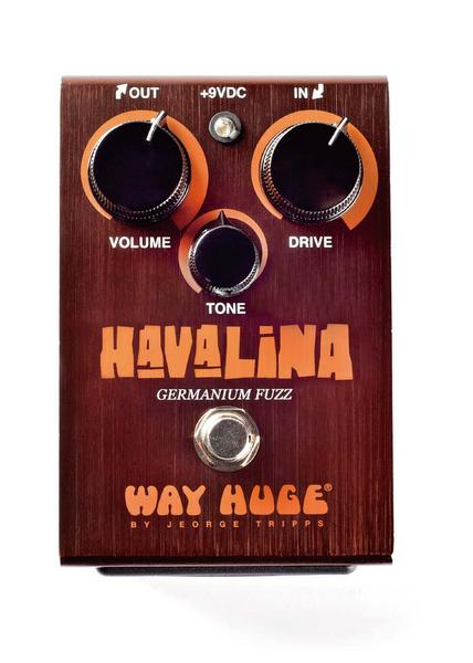 Way Huge/WHE403/HAVALINA Germanium Fuzz WHE-403【ウェイヒュージ】