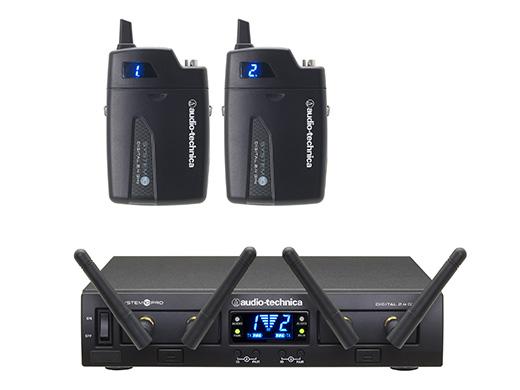 audio-technica/ATW-1311 ラックマウント2chワイヤレスシステム 【オーディオテクニカ】
