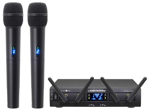 audio-technica/ATW-1322 ラックマウント2chマイクロホンワイヤレスシステム ワイヤレスマイク【オーディオテクニカ】