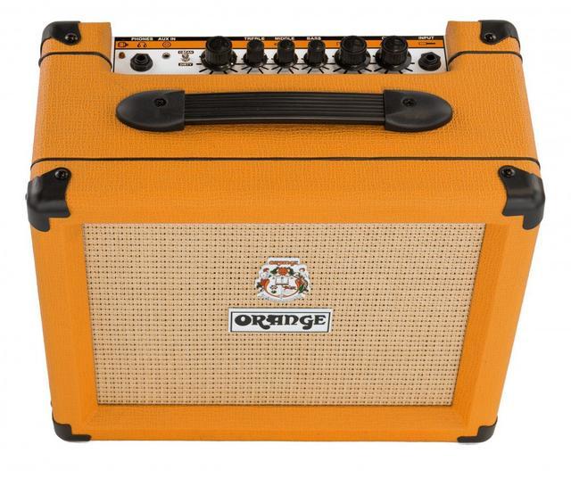 ORANGE/Crushシリーズ CR20 ギターアンプ【オレンジ】