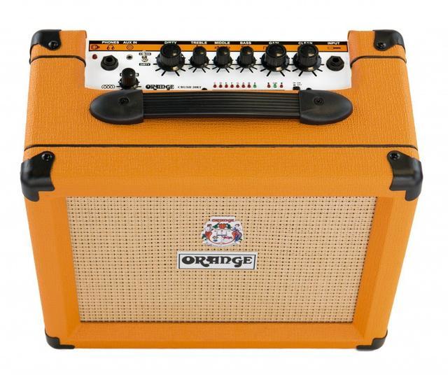 ORANGE/Crushシリーズ ギターアンプ CR20RT【オレンジ】