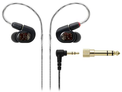 audio-technica/ATH-E70 バランスド・アーマチュア型インナーイヤーヘッドホン【オーディオテクニカ】