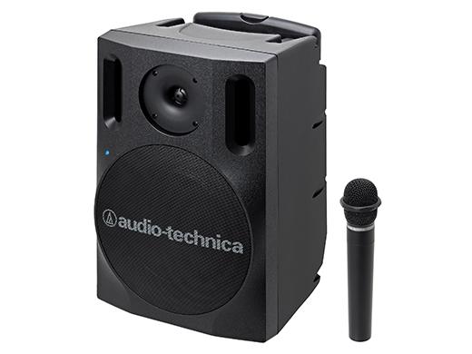 audio-technica/デジタルワイヤレスアンプシステム ATW-SP1920/MIC ワイヤレスマイク付き【オーディオテクニカ】