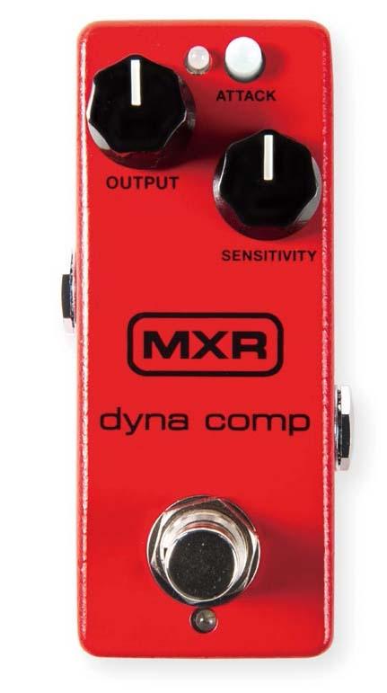 MXR/M291 dyna comp mini 【M-291 コンプレッサー】