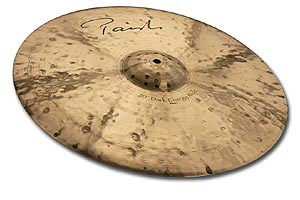 PAISTE/New Signature Dark Energy Ride Mark II 21 ライドシンバル【パイステ】