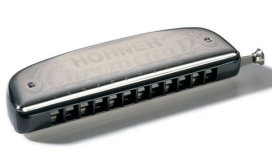 HOHNER/クロマチック Chrometta 12 (255/48)【ホーナー】