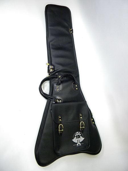 Gig Bag/フライングV用SZ-FV(黒)【ギグバッグ】