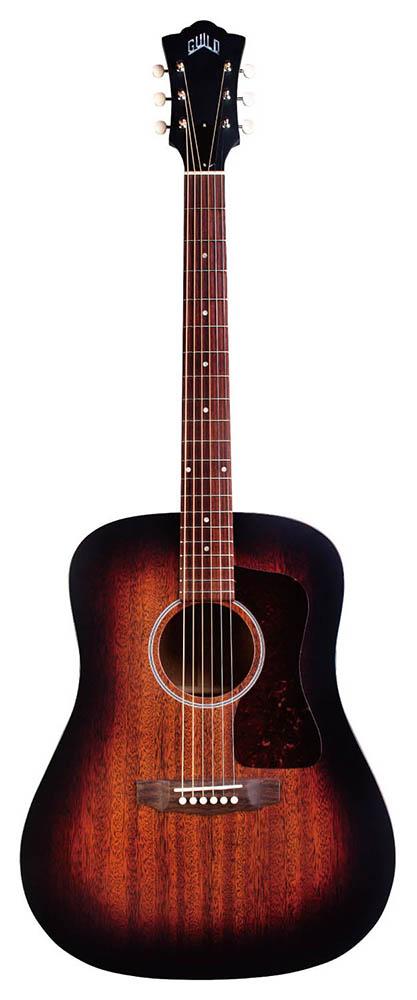 GUILD/USA アコースティクギター D-20E-VSB エレクトリックモデル【ギルド】【正規輸入品】
