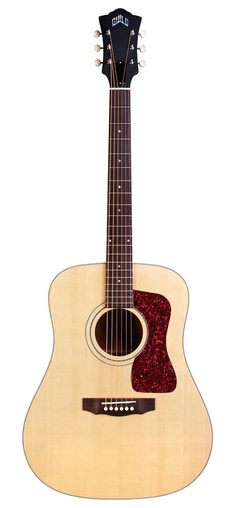GUILD/USA アコースティクギター D-40-NAT【ギルド】【正規輸入品】