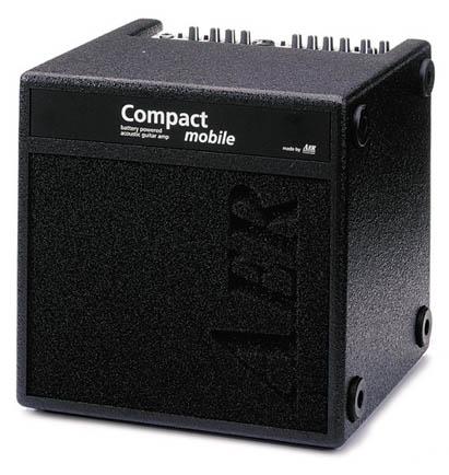 AER/アコースティックアンプ Compact mobile2
