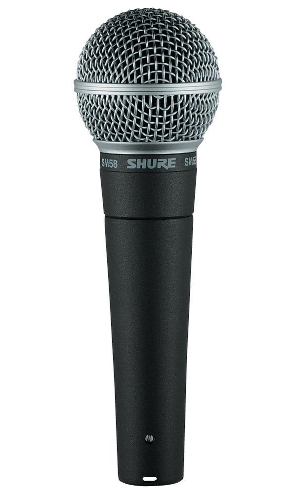 SHURE/マイクロフォン SM58-LCE【シュアー】