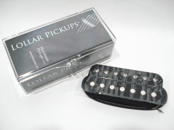 Lollar Pickups/Guitar PU Imperial HB 7-Strings 4-cond Neck/BL【ローラーピックアップ】