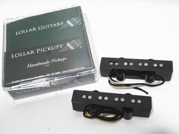 Lollar Pickups/Bass Pickups JAZZ BASS SET【ローラーピックアップ】