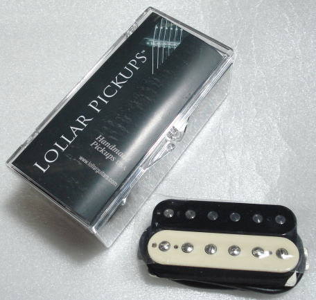 Lollar Pickups/Guitar PU Imperial HB(STD) 4-cond F-spaced Bridge/ZB【ローラーピックアップ】