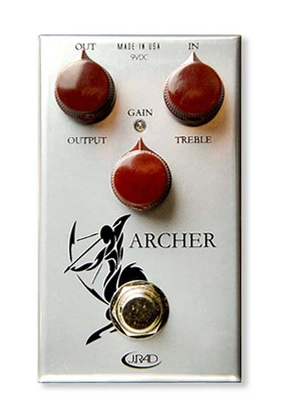 J Rockett Audio Designs/Tour Series ARCHER アーチャー【ロケットペダル】